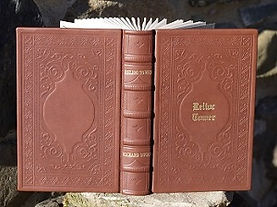Create Leather Bound Books