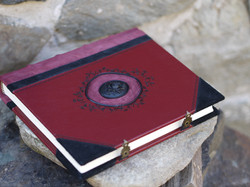 Custom Book with Clasps