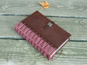 Real Leather custom book