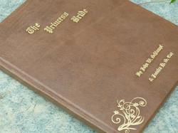 Custom Printed Book
