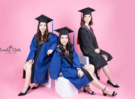 这样的毕业照全家福🎓你一定会喜欢!
