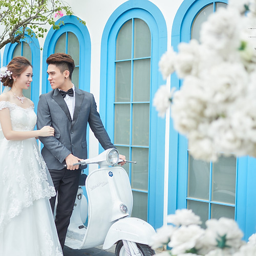 婚纱照 Pre-Wedding