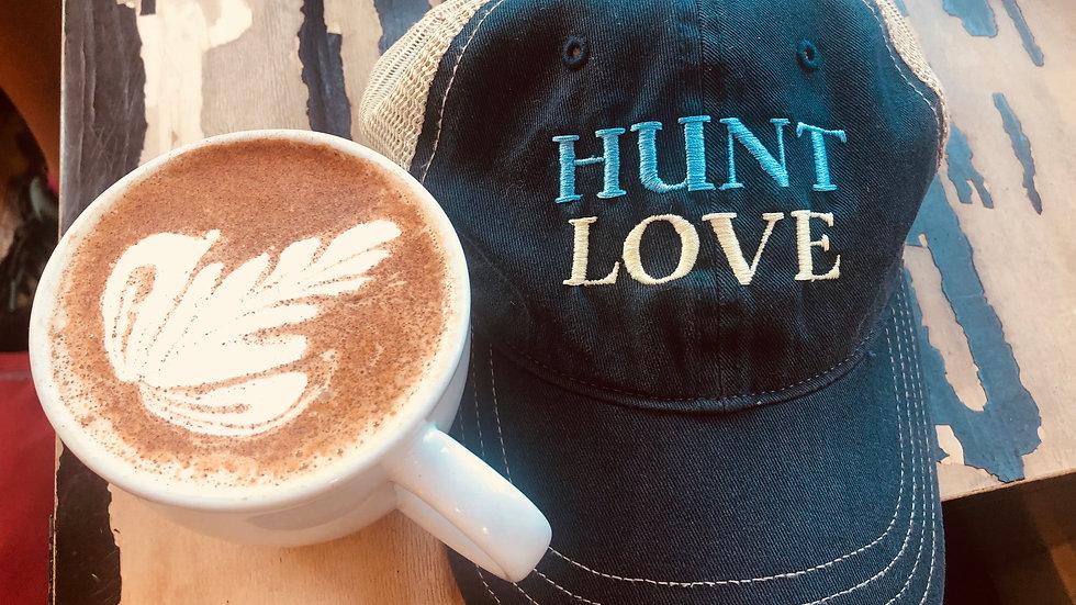 Hunt Love hat