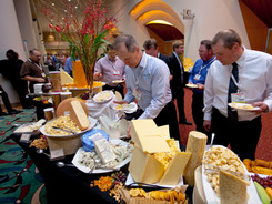 Cheese Receptions