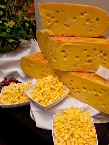 Master of Cheese Displays