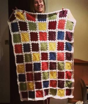 Blanket Assembled