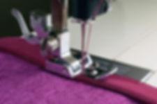 sewing machine overlocker selective focu