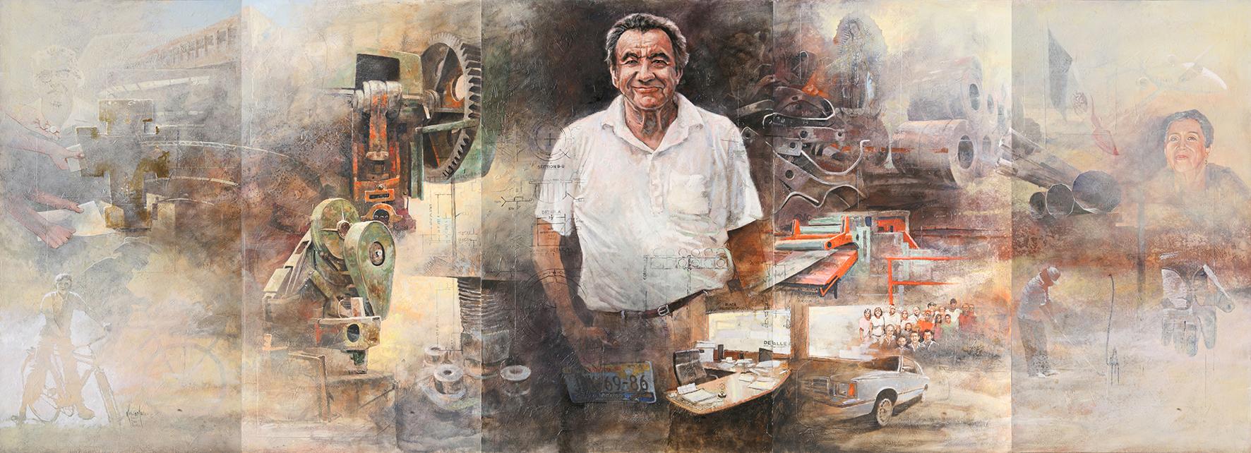 HERITAGE OF GONZALO RAMIREZ SANTANA