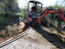 Bring on the digger!