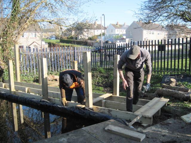 Adding planks