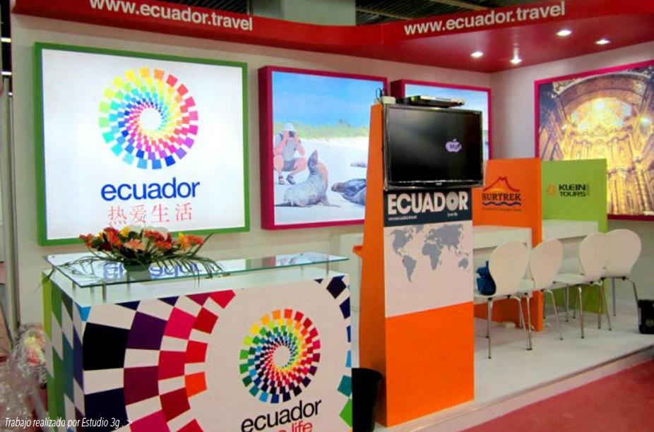 STAND ECUADOR