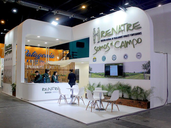 RENATRE - GLOBAL STANDS - EXPO RURAL 201