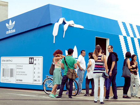 Potencia tu marca con POP UP STORES
