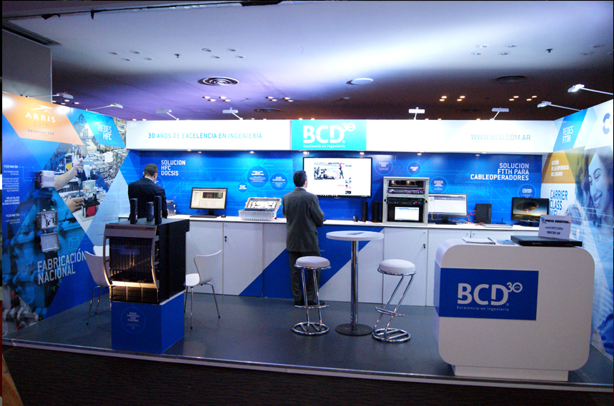 STAND BCD