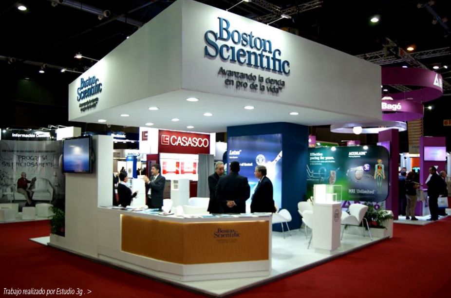 STAND BOSTON SCIENTIFIC