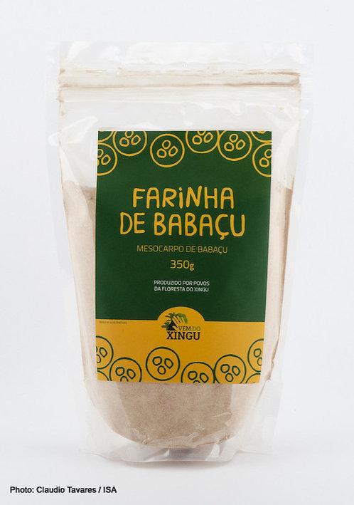 Farine de babassu