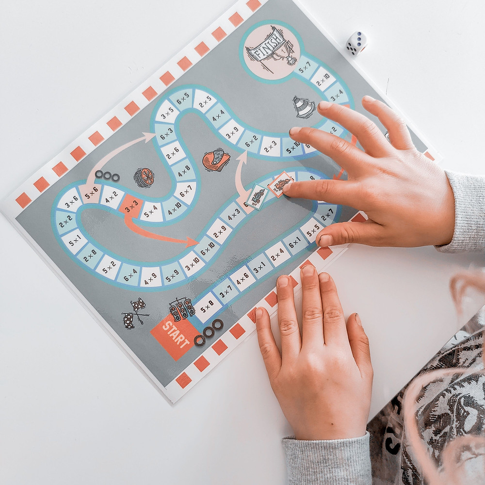 juego multiplicaciones - matematicas divertidas