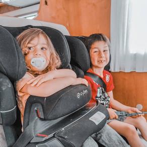 6 Juegos para un viaje en coche con niños