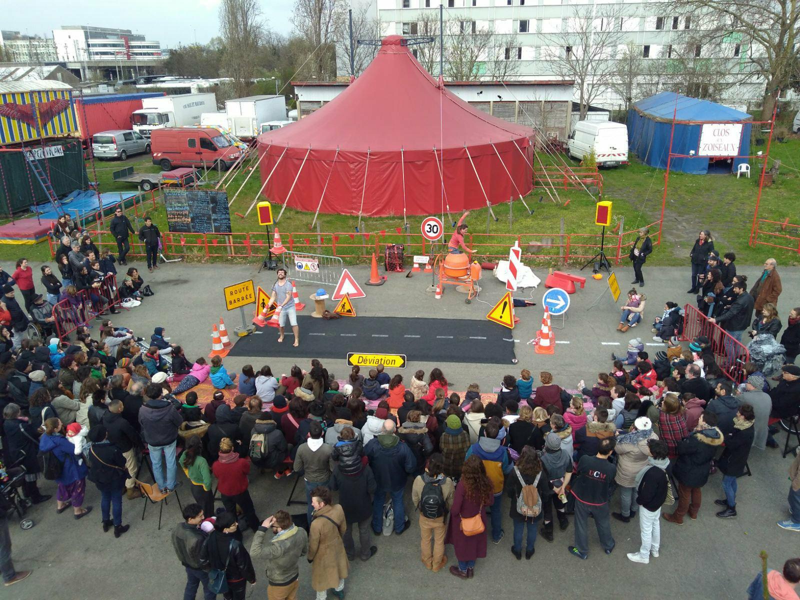 Les Noctambules - Nanterre - Avril 2018