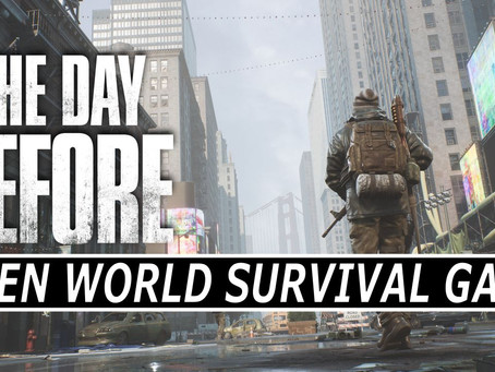 The Day Before - Opinion (New Survival Game)