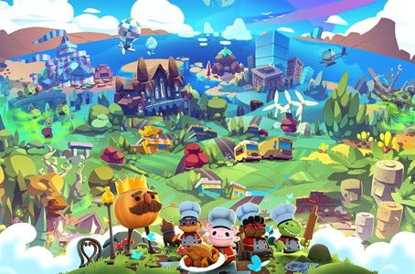 Overcooked! ALL YOU CAN EAT! | Announced