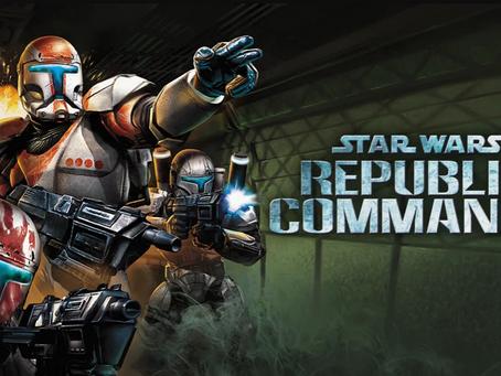 Star Wars Republic Commando for Switch/PS4