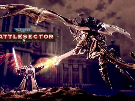Warhammer 40,000: Battlesector | Announced