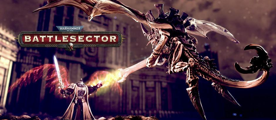 Warhammer 40,000: Battlesector   Announced