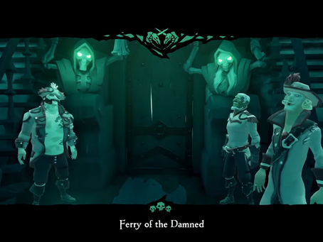 Sea of Thieves : Fate of the Morning Star Walkthrough / Guide