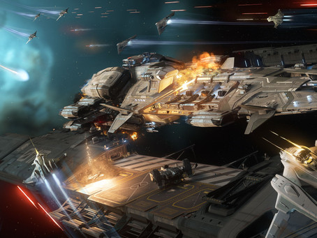 Star Citizen Launches it First Dynamic Events | NEWS