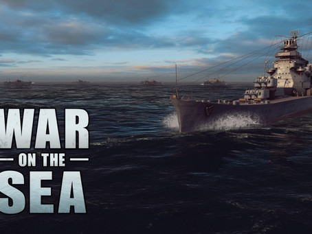 War on the Sea - New Trailer