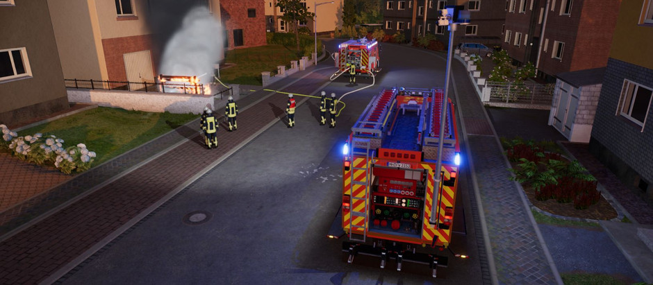 Emergency Call 112 - The Fire Fighting Simulation 2   Release Date