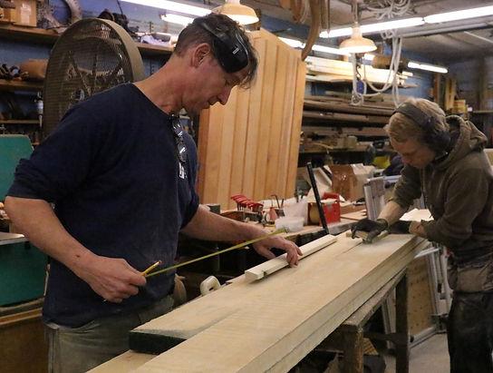 Kevin Jackson Architectual Woodworking John Moore Noka Agnew