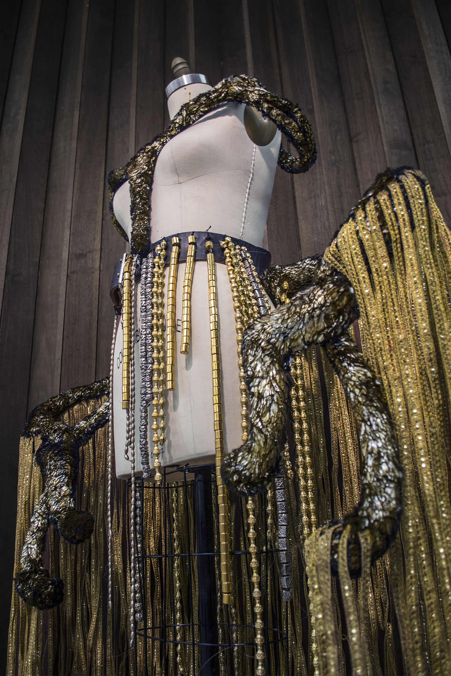 Herodias's harness