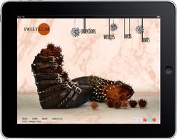 Sweetgum Shoes Homepage