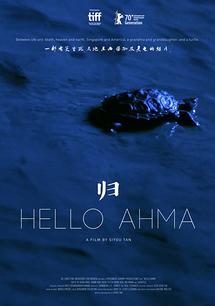 Hello Ahma film poster
