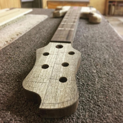 NGCo unfinished headstock