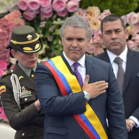 IVAN DUQUE MARQUEZ