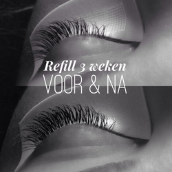 Wimperextensions Refill