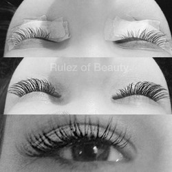 wimperextensions C 0.18