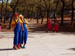 Facebook - Y la mejor manera para festejar el día mundial del teatro infantil en