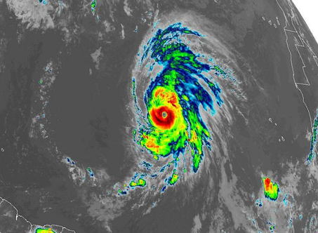 MY 2019 ATLANTIC HURRICANE SEASON BIRDSEYE VIEW POST #139A (Special Update)
