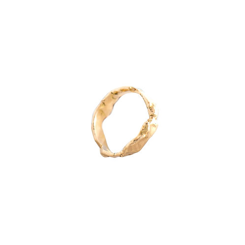 Anel Salar - Ouro 18k