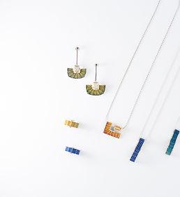 Coleção TRAMA julia toledo joias artesanais brasileiras