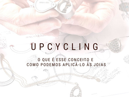 Upcycling de joias