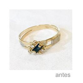 (ANTES) Anel Duo Alberoni
