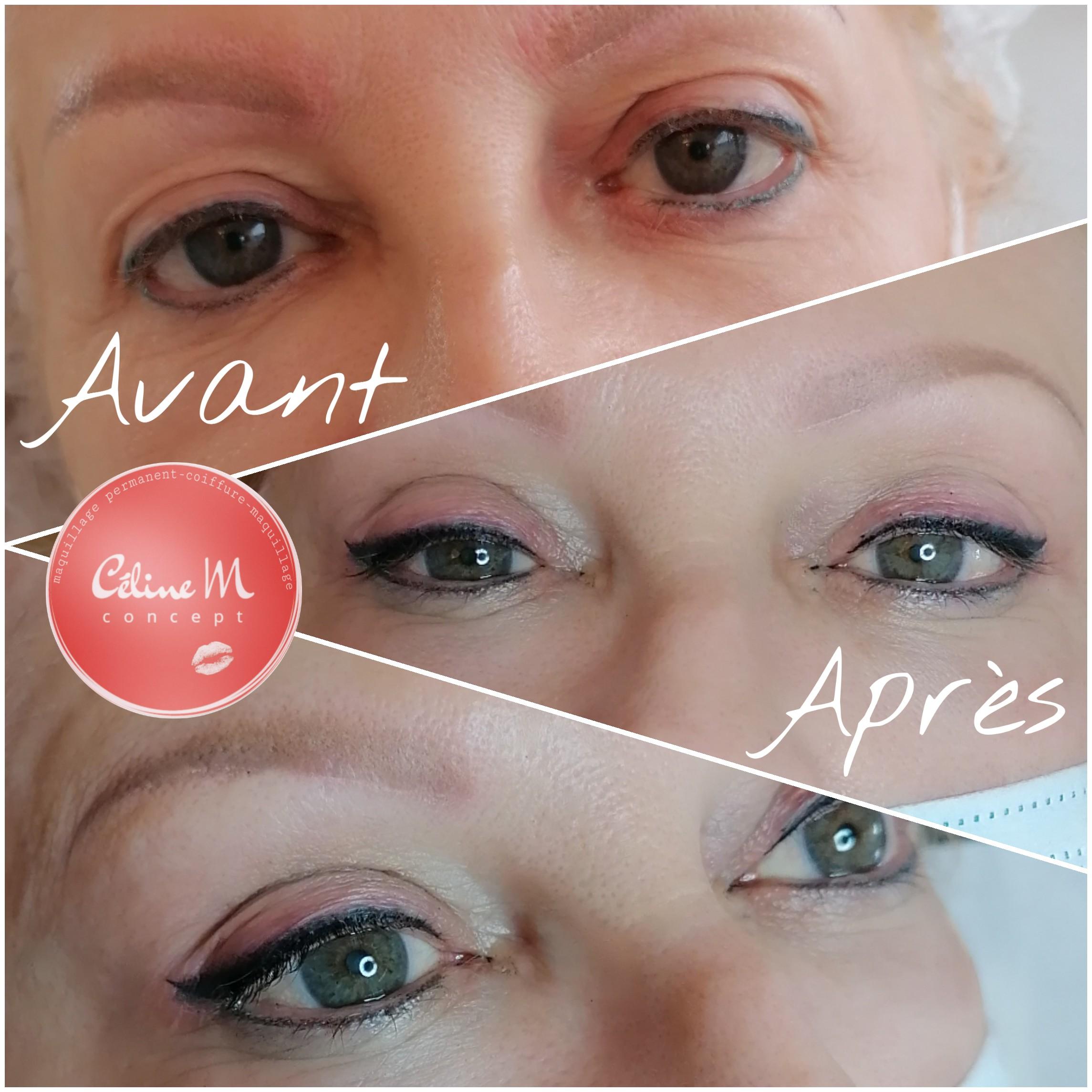 Eye-liner poudré