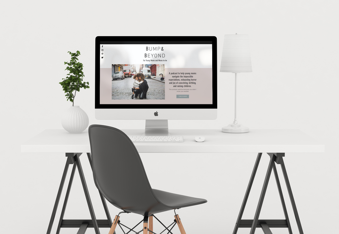 Four Eyes Media- Wix Web Design-Template- Club Master