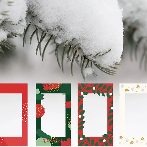 Holiday Instagram Stories Frames