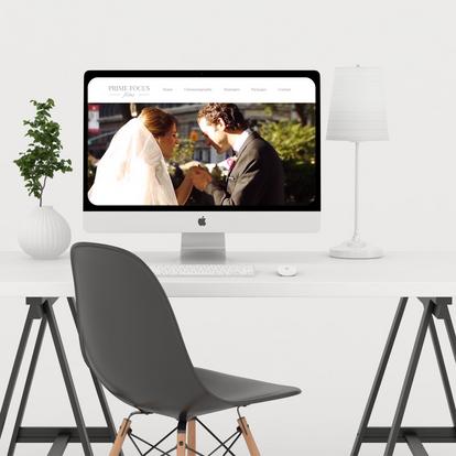 four eyes media- wix website design- por